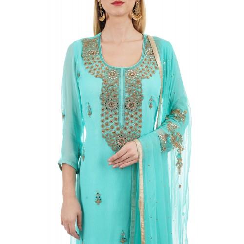 Gharara Suit